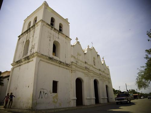 Iglesia de Puerto Nutrias