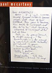 Paul McCartney Bio