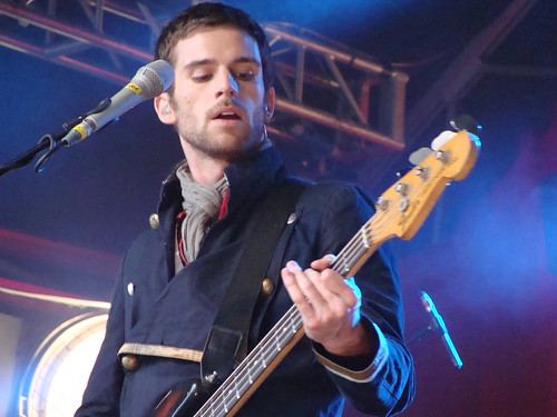 Coldplay - Guy Berryman - BBC por kavita41.