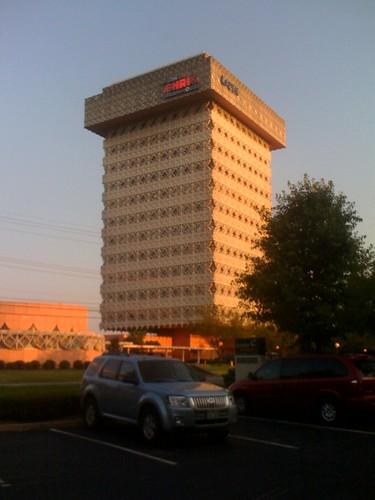 The Kaden Tower being itself
