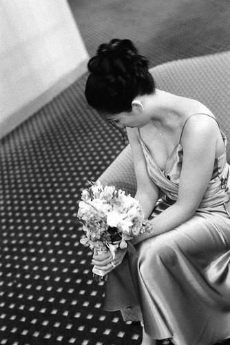 Always a Bridesmaid; (c) JWR, 2006.