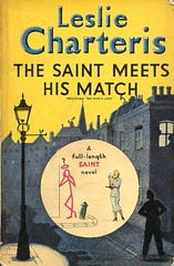The Saint Meets His Match [Leslie Charteris] 1
