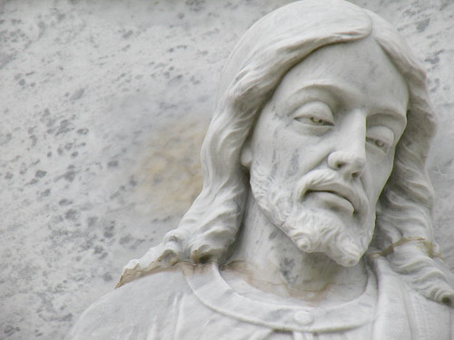 Jesus Detail #3 -- DSCN5143