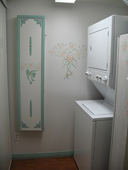 Clean laundry Room!