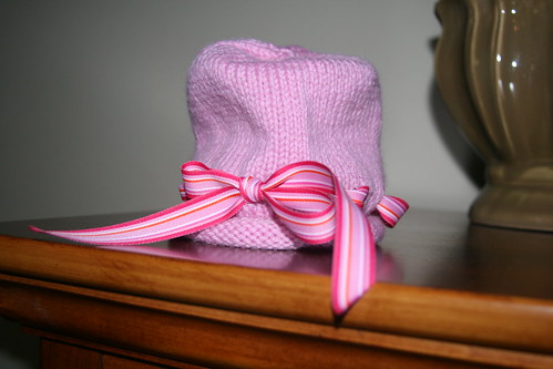 Warm Hat for Baby Macy
