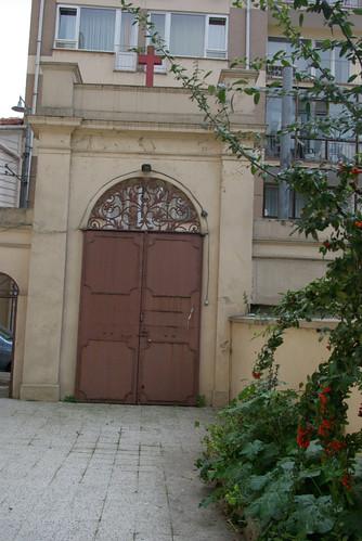 Assumption Church, Kadikoy Moda, Istanbul , Pentax k10d