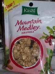 Kashi Granola - Mountain Medley