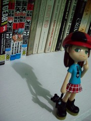 SL Tamae and her shadow