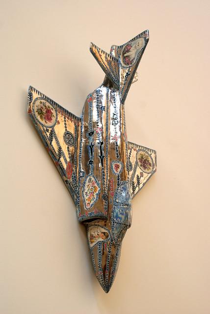 Grayson Perry : Model Jet Plane X92 (1999)