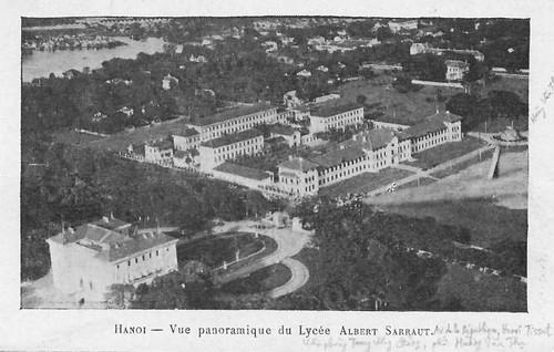 Lycee Albert Sarraut