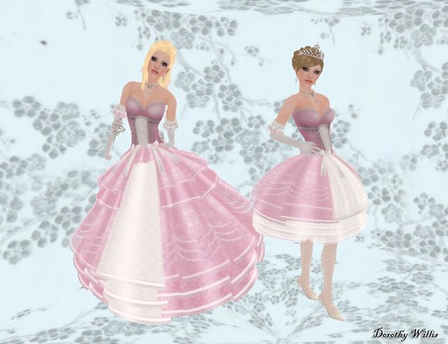 princess dress by *katat0nik*