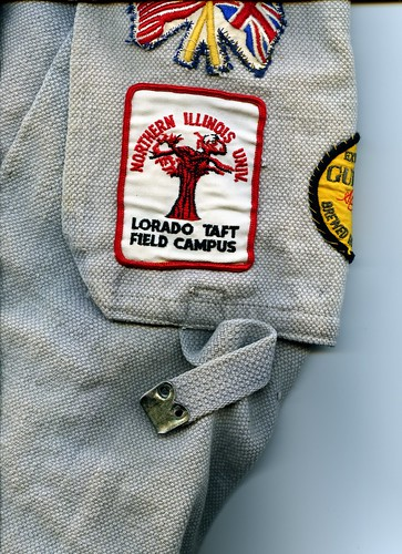 Backpack patch