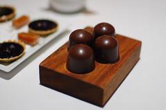 Mandarin Aerated Chocolate