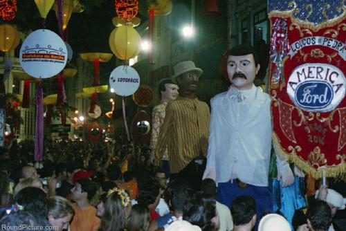 Brazil - Recife - Carnival - Parade