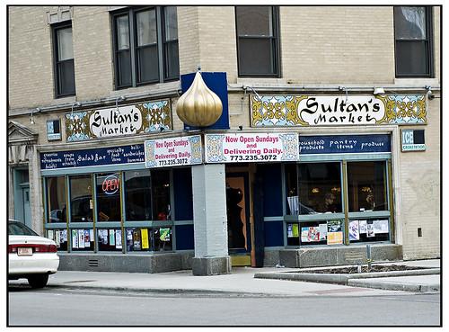 Sultans Market