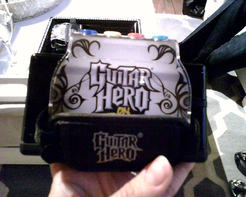Guitar Hero for DS!