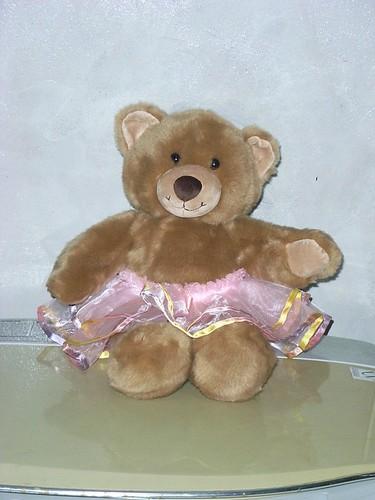 Joshua's bear