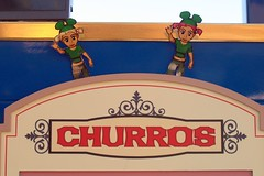 Did Somebody Say Churros?