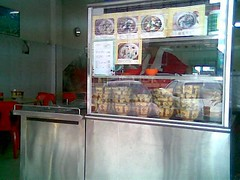The food stall
