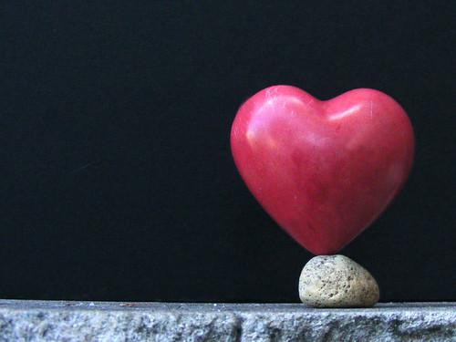 I (heart) balancing rocks