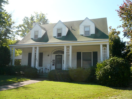 Dr. Calvin Churchill House - 1936
