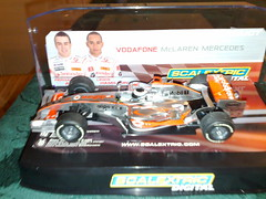 Scalextric F1 Alonso Car