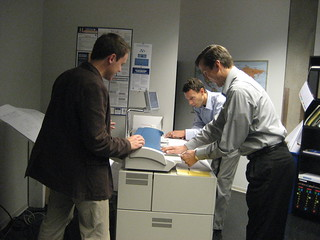 SEs to scan a document 001