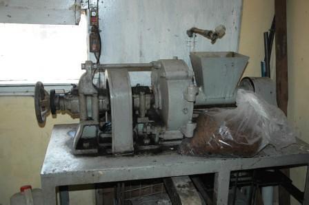 mesin cacah