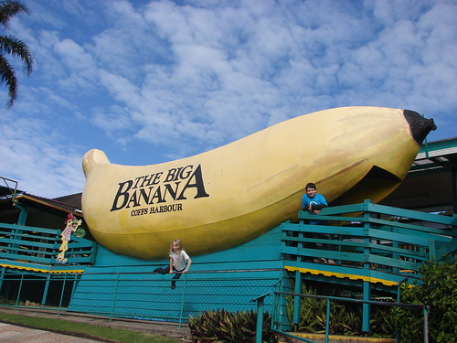 Obligatory Big Banana photo