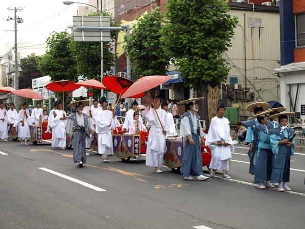 2008年 八戸三社大祭 お通り 2