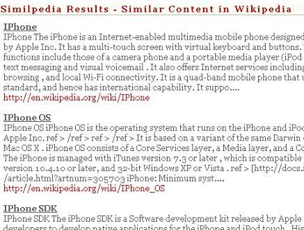 Hasil pencarian Similpedia