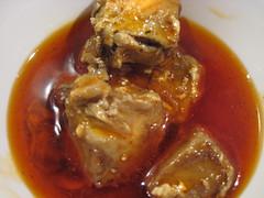 gefermenteerde tofu