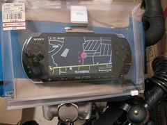 PSP GPS