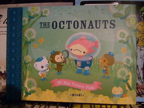 octonauts frown fish meomi