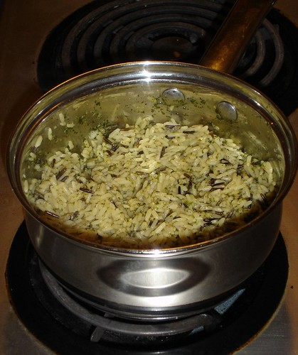 Stovetop Boxed Rice