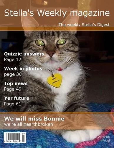 Da first magazine