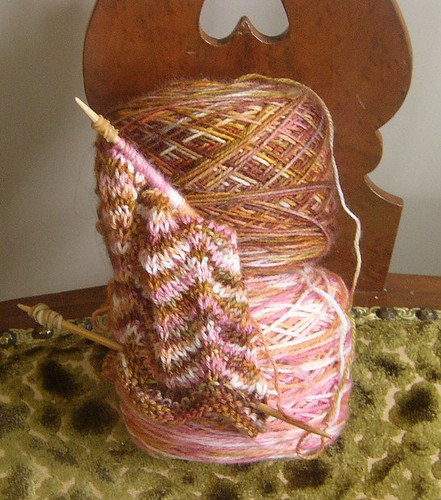 chevron scarf 2