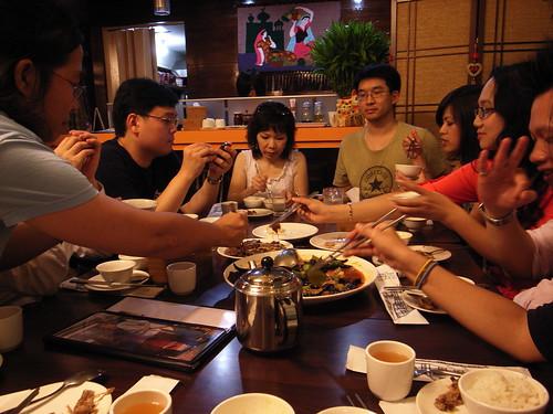 帕米爾新疆餐廳:開動了