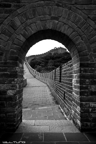 @ Great Wall of China
