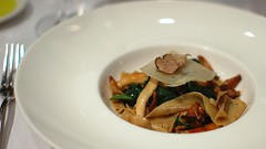 Porcini Mushroom Pappardelle