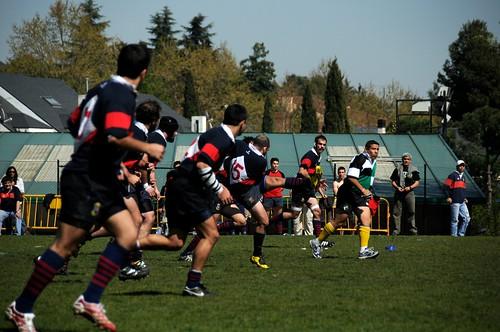 05/04/08 - Liceo B (0) vs CRM Masculino A (28)