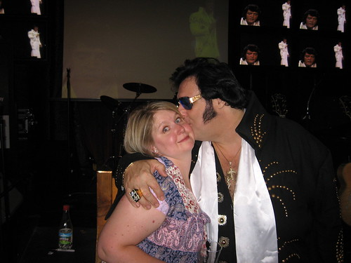 kiss from the king