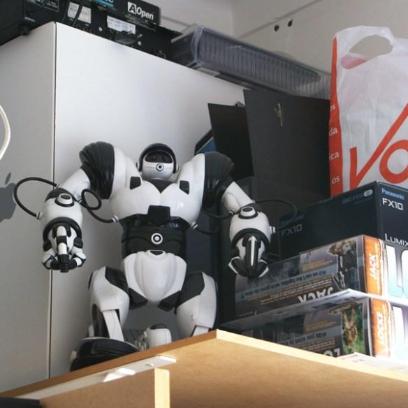 #117 - Robot