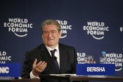 Sali Berisha - World Economic Forum Turkey 2008