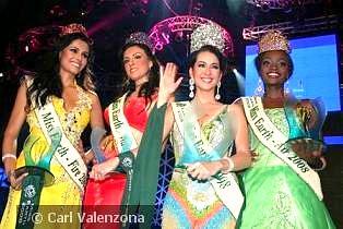 Miss Earth 2008 Winners