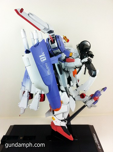 MG EX-S Gundam Custom Painted (5)