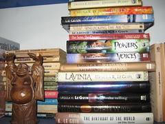 Books by Ursula K. Le Guin