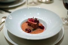Pan-Seared Tuna Filet