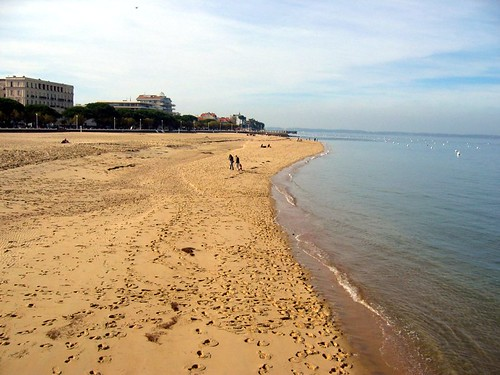 Beach at Arcachon