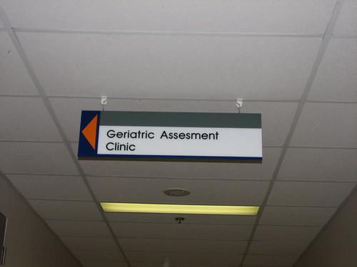 Geriatric Assesment Clinic